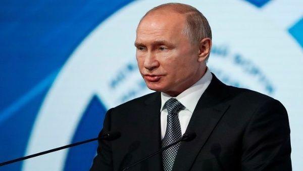 Putin ratifica suspensión del Tratado INF de Rusia con EE.UU.