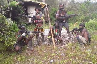 KST Dalang Teror  Di Papua