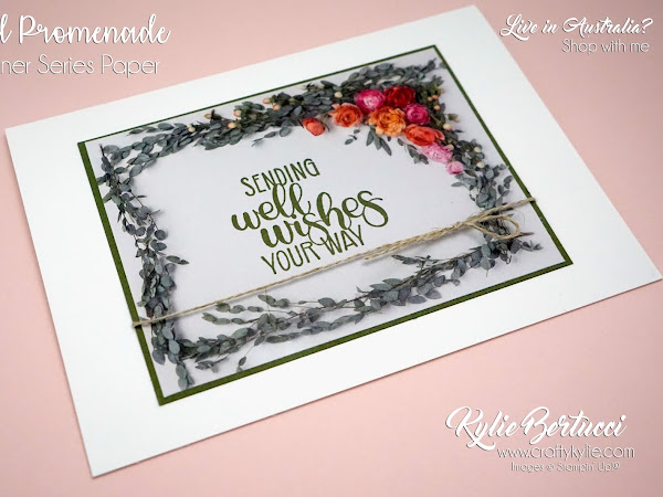 #loveitchopit Petal Promenade Designer Series Paper