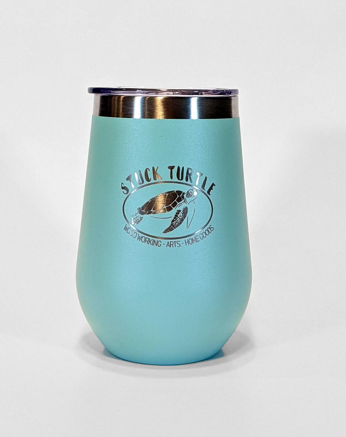Personalized 12oz Insulated Cup