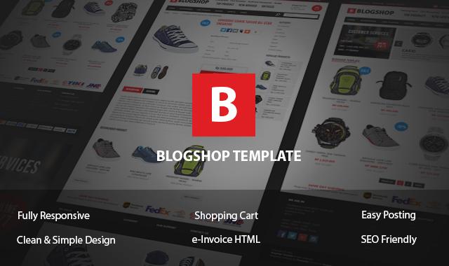 Pembuatan Online Shop Menggunakan Blogspot