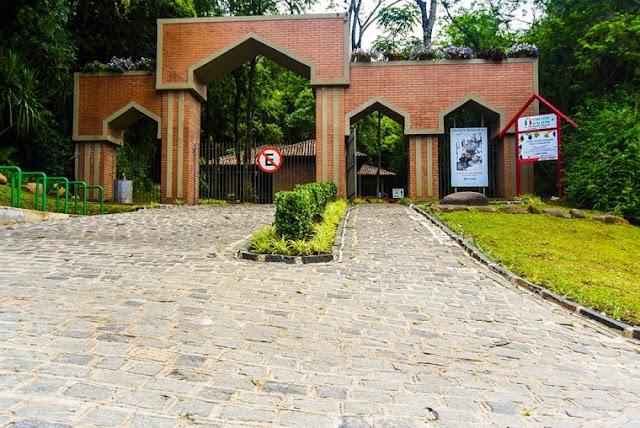 Parque Gruta do Bacaetava esta todo florido: Ótimo lugar para vistar e tirar fotos