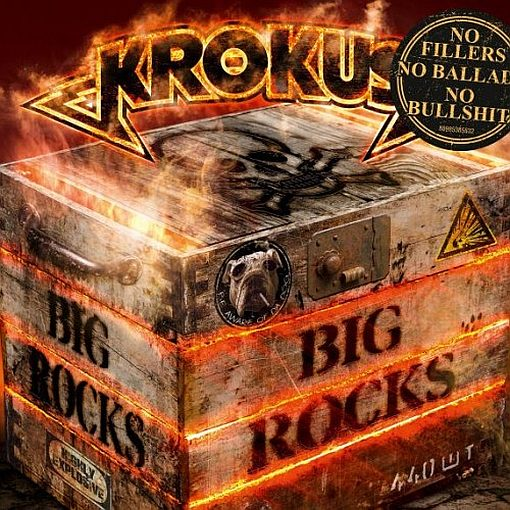 KROKUS - Big Rocks (2017) full