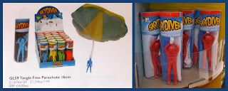 16cm Parachute; Cormius; Foryee Four Pack; GL59 Tangle Free Parachute; HoM Paratrooper; House Of Marbles; Keycraft Sky Diver; Keycraft Skydiver; Parachute Toys; Paratrooper; Paratrooper Toys; Paratroopers; Paratroops; Party Parachute Toy; Play Write; Play Write Parachutists; Retro Range; Schylling Paratrooper; Schylling Retro Range; Sky Diver; Sky Divers; Skydiver; Skydivers; Tangle Free Parachute; Toy Paratroops; Toy Skydivers;