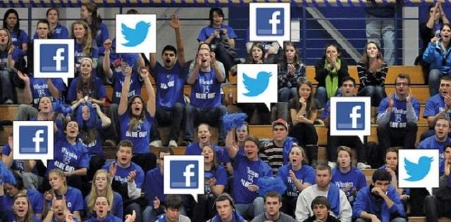 impact of social media on sport industry