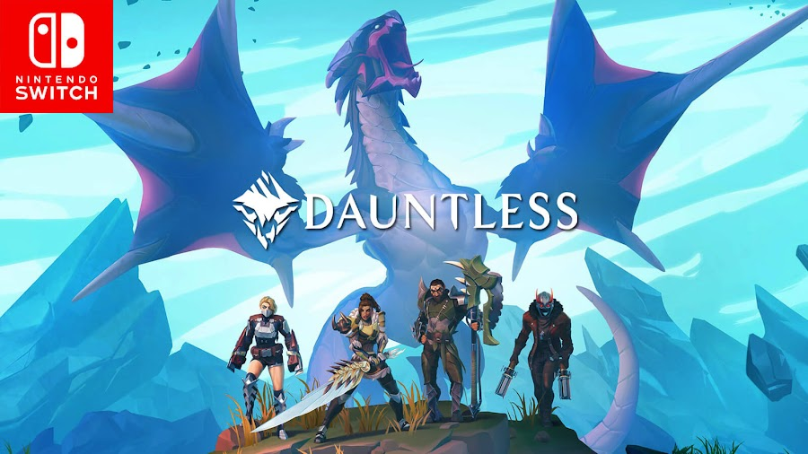 dauntless nintendo switch cross play free-to-play action role-playing game pc epic games store ps4 xbox one free to play phoenix labs