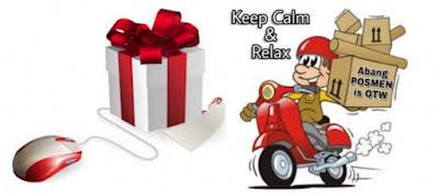Tip beli hadiah secara online