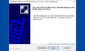 Download Samsung USB Driver_v1.5.45.00_Updated 2020 Free Here