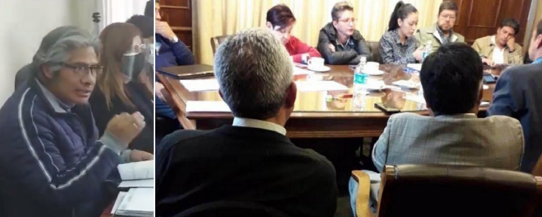 Chávez nombró a 13 personas, pero omitió a sus correligionarias / RRSS / WEB / MONTAJE