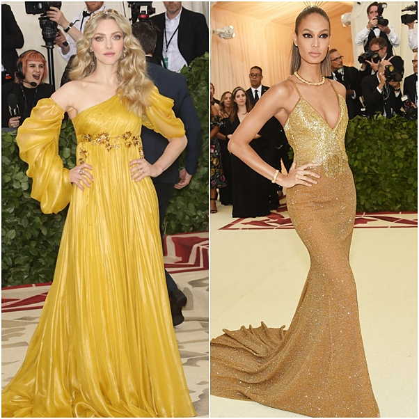 Os looks do MET Gala 2018 amanda seyfried