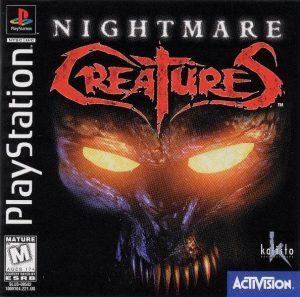 Download Nightmare Creatures - Torrent (Ps1)