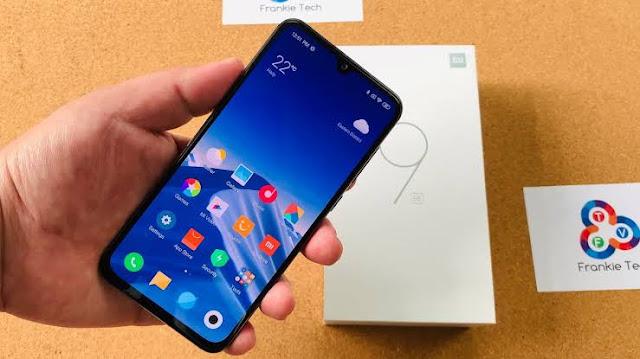Xiaomi : MI 9 - Masuk daftar Blokir