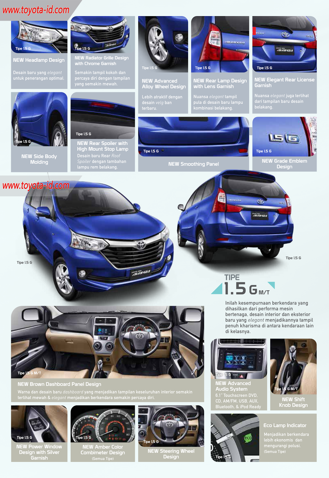 warna terlaris grand new avanza toyota veloz price in india spesifikasi 2015 astra