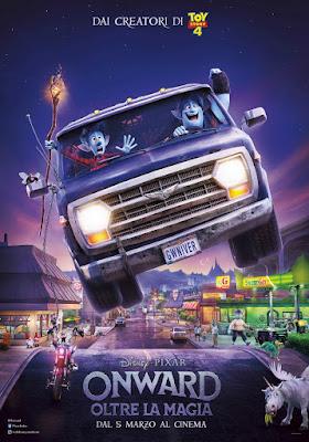 Onward Pixar Film