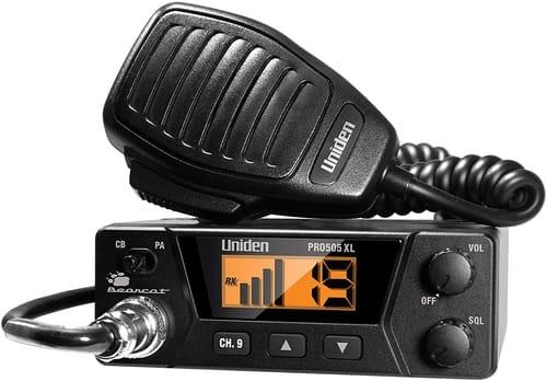 Uniden PRO505XL 40-Channel CB Radio