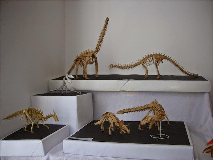 origami-models-of-prehistoric-creatures-5