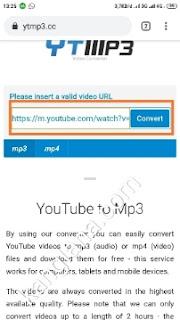 3 Langkah Mudah Cara Download Lagu Mp3 dari YouTube Tanpa Ribet