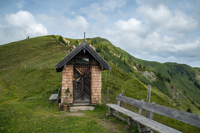 Almwanderung zur Hochkaseralm  Wandern Hochkönig  Wanderung SalzburgerLand 10