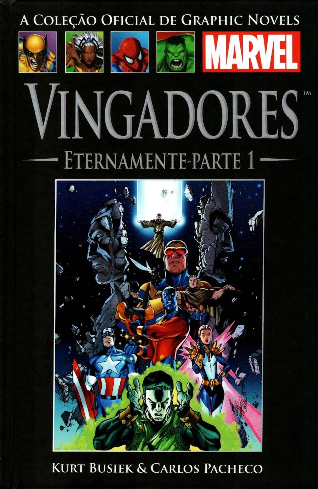 Planeta Marvel / DC: Análise do Planeta Marvel: Vingadores