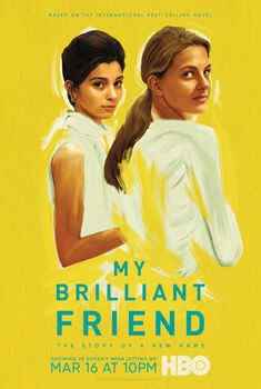 My Brilliant Friend 2ª Temporada Torrent – WEB-DL 720p/1080p Legendado