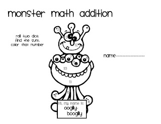 Tales From a K-1 Classroom: Daily 5 Math- Paper and Pencil
