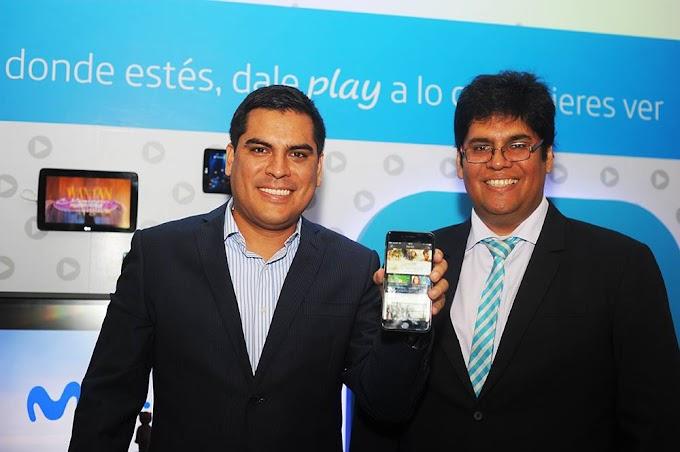 Movistar lanza plataforma de video  y nuevos planes postpago