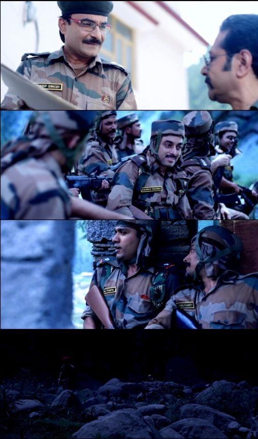 The Hidden Strike (2020) Full Movie In Hindi Download