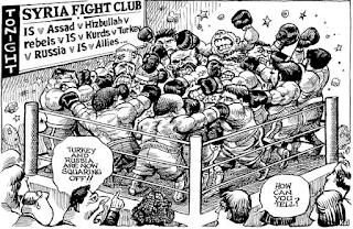 Η Δύση θέλει πόλεμο