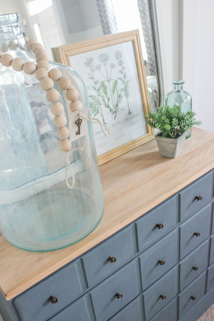 Goodwill furniture makeover