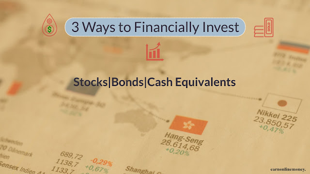 3 Ways to Financially Invest