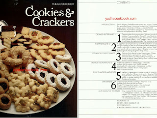 Cookies cook book, crackers cook book, the good cook ebook series