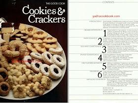 COOKIES & CRACKERS - THE GOOD COOK