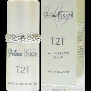SERUM WAJAH GLOWING PRIME SKIN T2T Rekomendasi Produk HWI Terbaik Untuk Perawatan Wajah