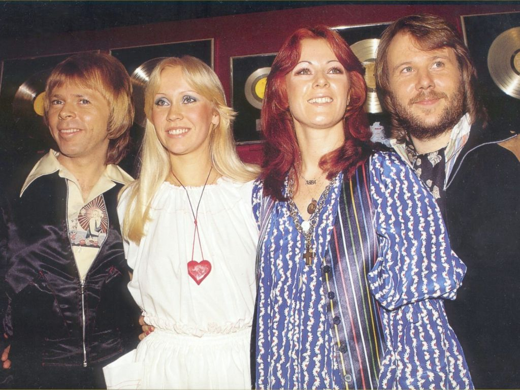 Abba Band Abba The Group