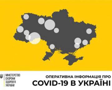 Коронавірус в Україні: озвучили нові дані про кількість інфікованих