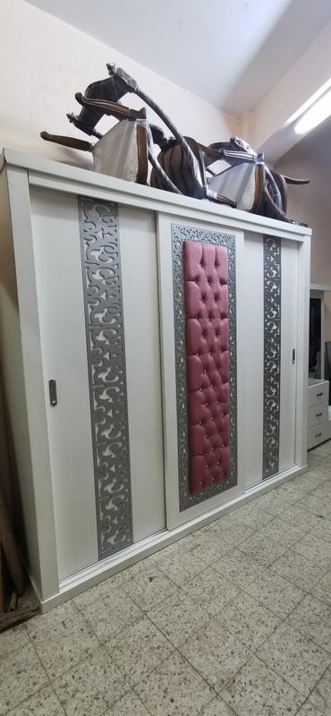 غرفة نوم مستعملة عموله خشب كونتر