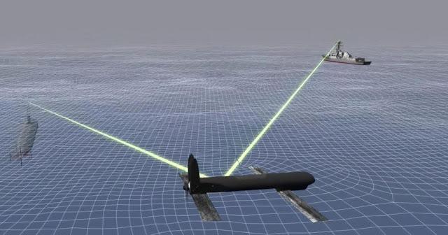 La USNavy planea comprar 120 vehículos aéreos no tripulados Blackwing lanzados desde submarinos