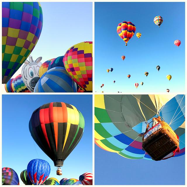 Albuquerque Hot Air Balloon Fiesta!
