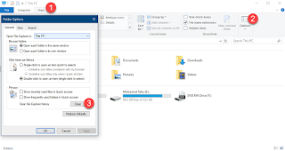 حل مشكلة File Explorer Working On It