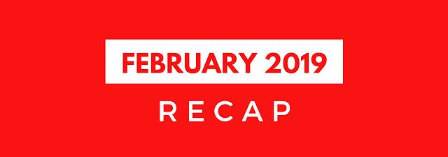 Recap Februari 2019