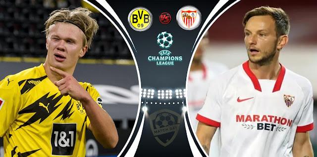Dortmund vs Sevilla Prediction & Match Preview