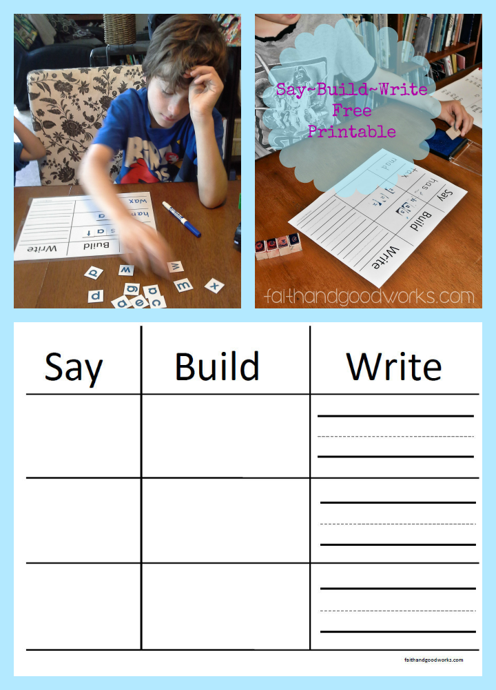 sight word printable
