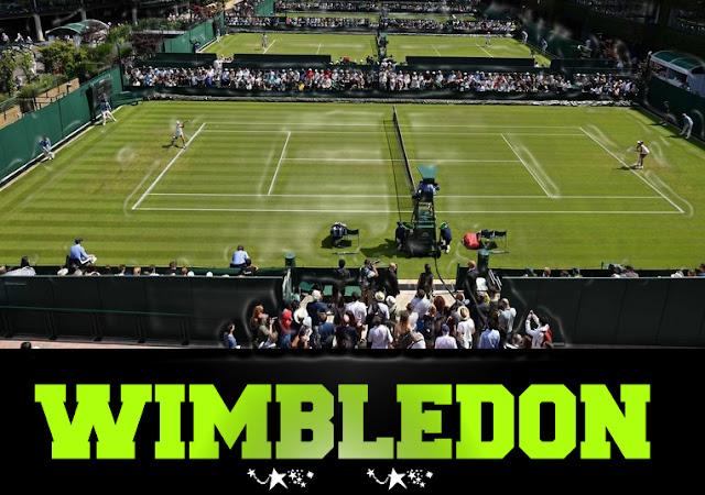 بطولة ويمبلدون Wimbledon Tennis لكرة المضرب التنس تتأجل الي عام 2021