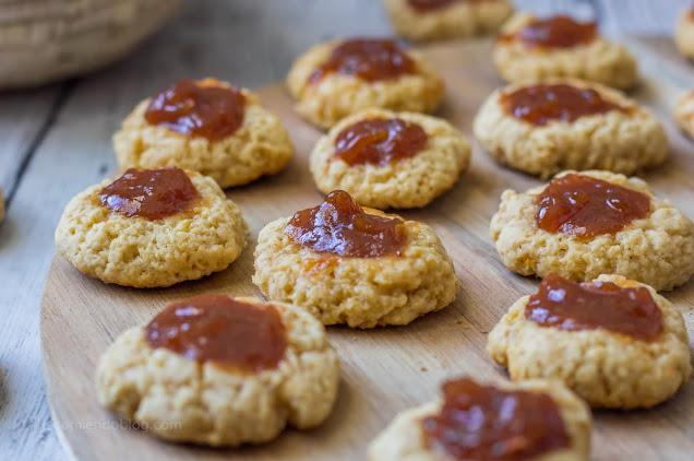 Galletas de dulce de membrillo - Recomiendo Blog