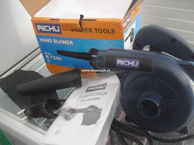 Paket Pembelian Hand Blower RIchu R-7200