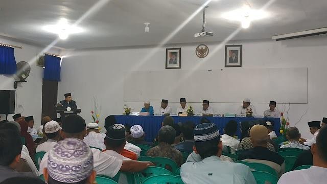 Manasik Haji 2020 Resmi Dibuka Wali Kota Payakumbuh