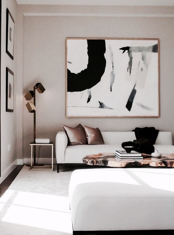 Decor Inspiration | Art at Home