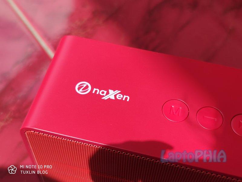 Desain Naxen X7 Boombox