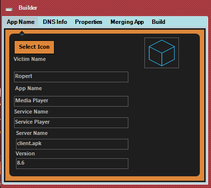 spynote builder