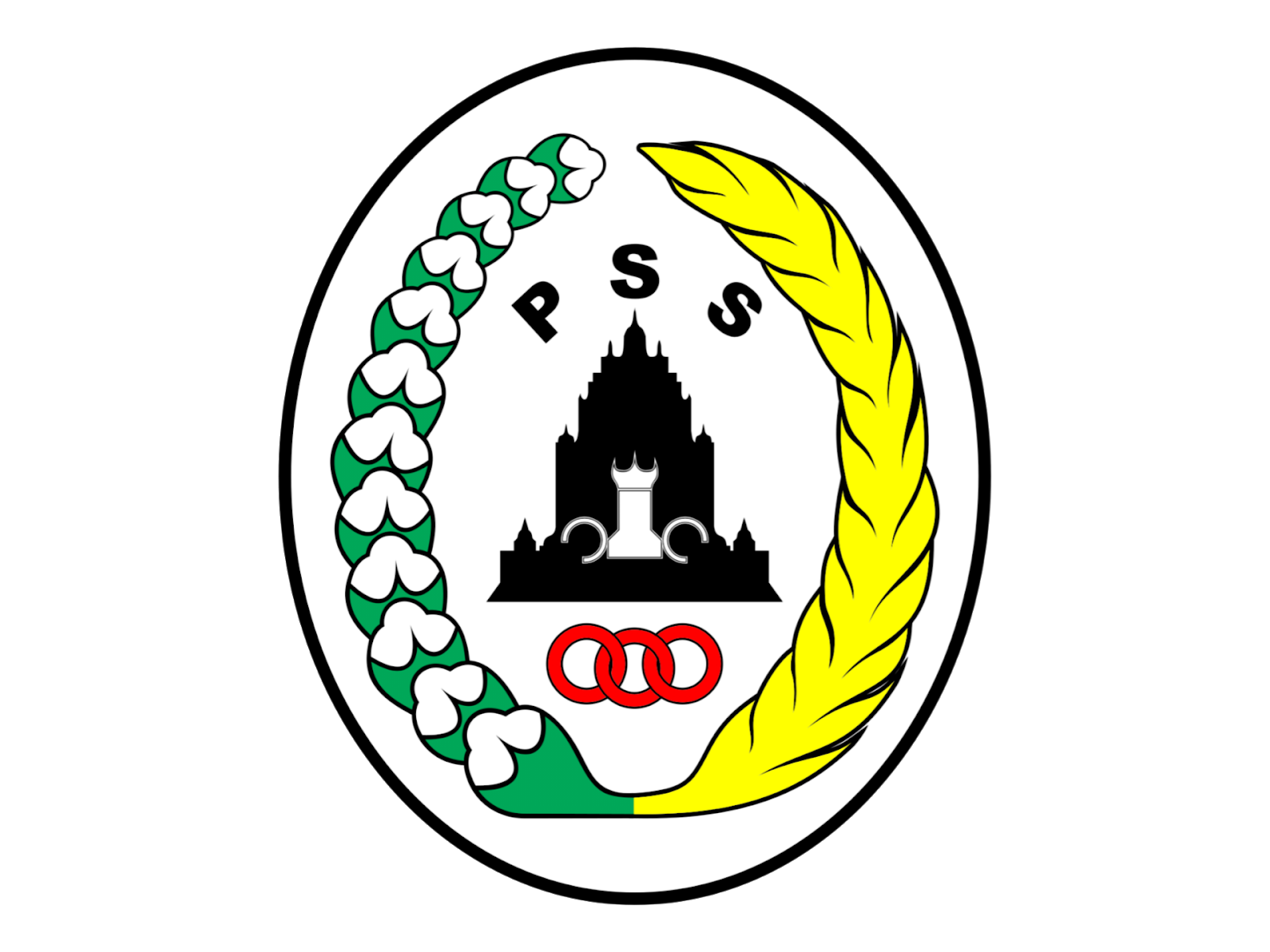 Logo PSS Sleman Format PNG